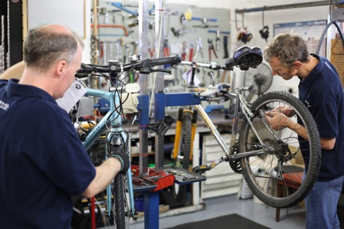 Bike Servicing Cheltenham